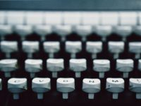 Are You a Writer or an Editor? Part I: The Writers