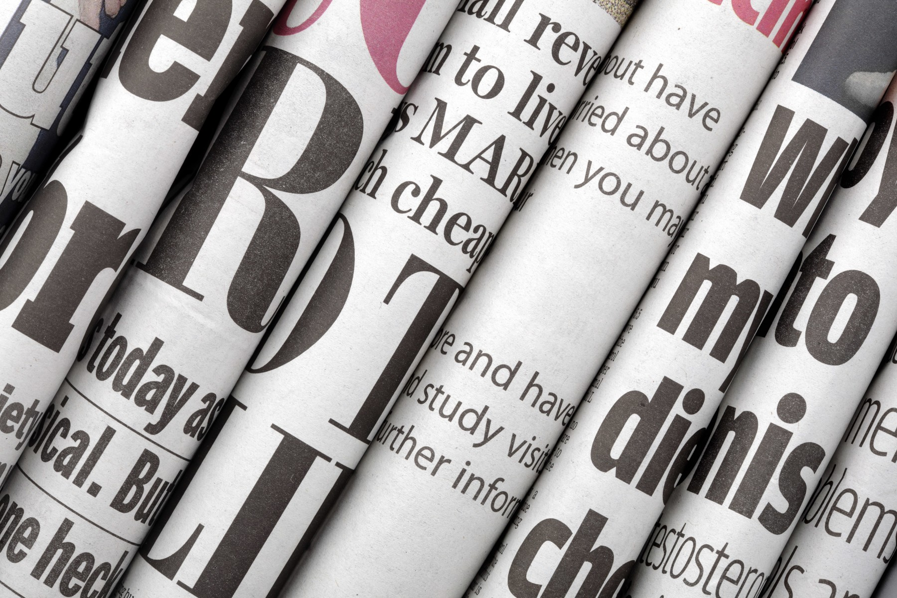 Four Editors Give Tips on Writing Headlines. You Won't Believe What Happens Next.