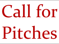 Call for Pitches for Diverse Voices Series
