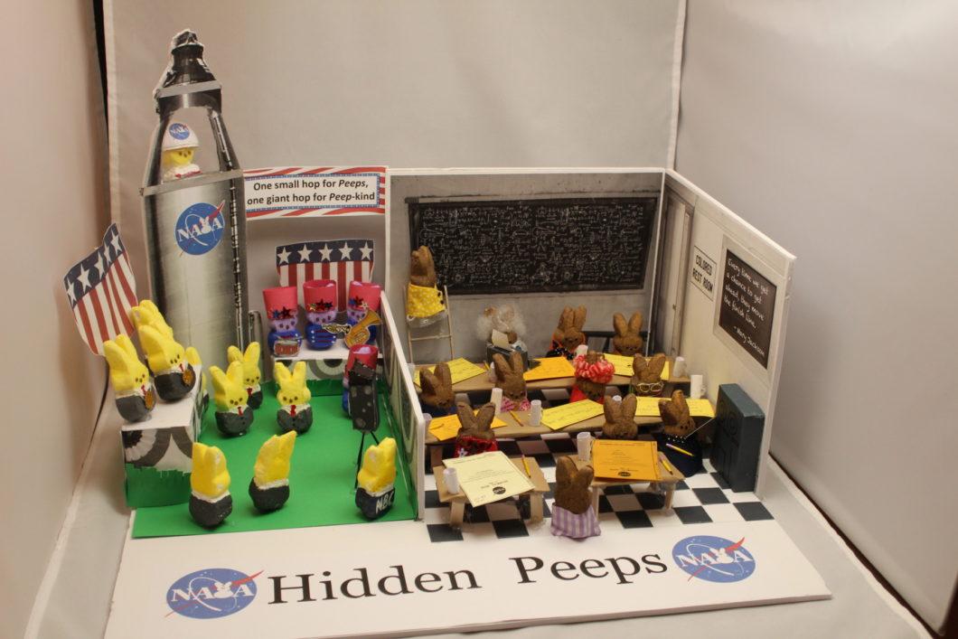 Hidden Peeps