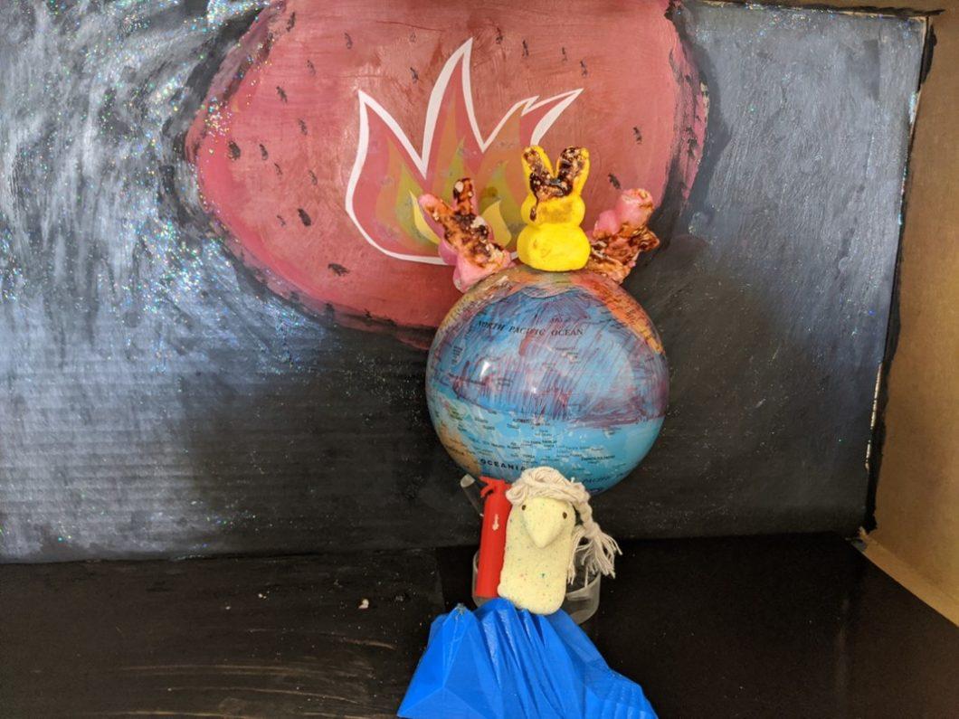 Diorama: Greta Peepberg Saves the Earth