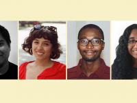 Welcome to Four New Early-Career Fellows
