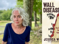 Jessica Wapner's Wall Disease Unravels How Border Walls Affect the Mind